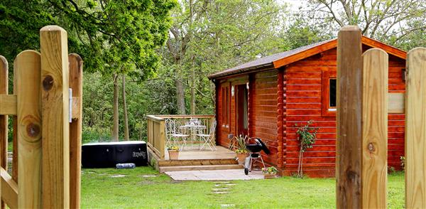 North Downs Cabin in Kent