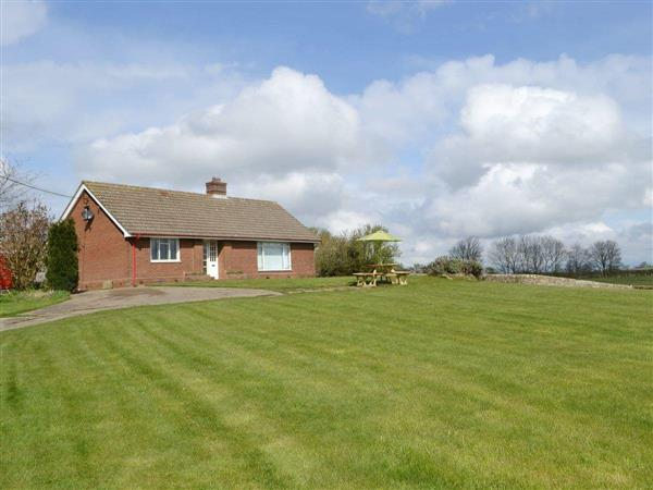North Farm Bungalow in Northumberland