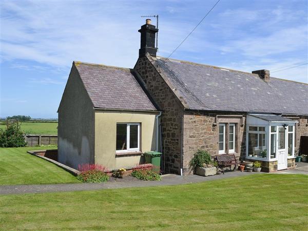 North Farm Retreat in Northumberland