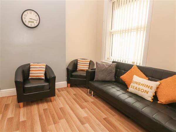 North Shore Apartment in Lancashire