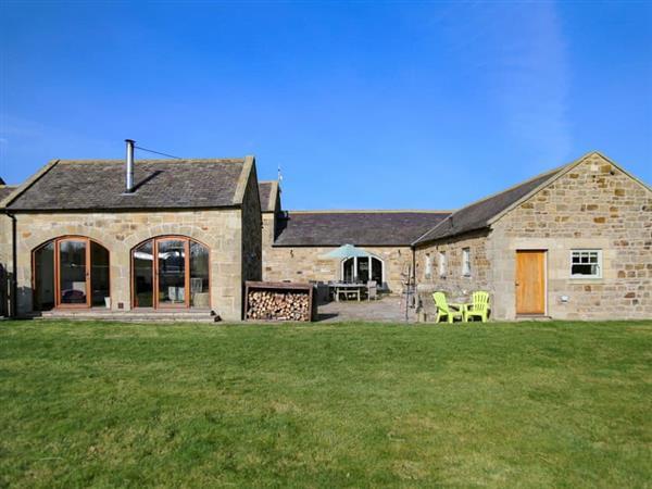 Northumbrian Country Retreat - The Dairy in Felton, near Alnwick, Northumberland