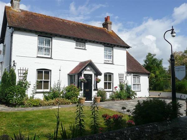 Norton Cottage in West Sussex