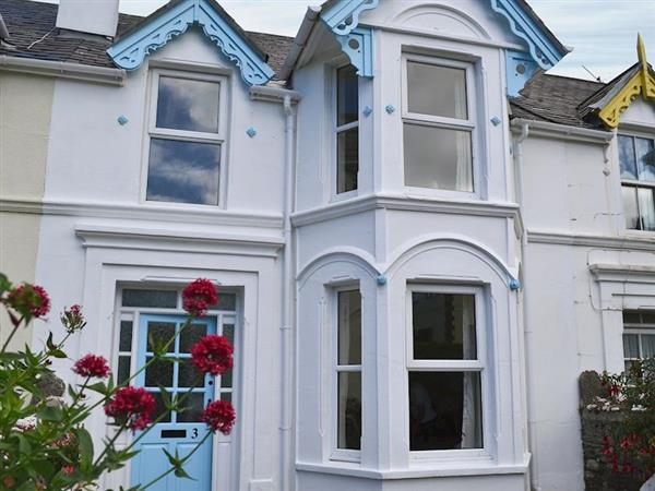 Number 3 in Kirk Michael, near Peel, Isle Of Man