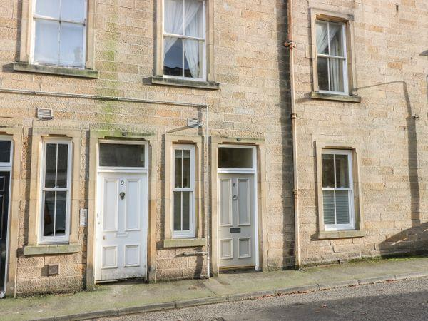 Number Eight in Jedburgh, Roxburghshire