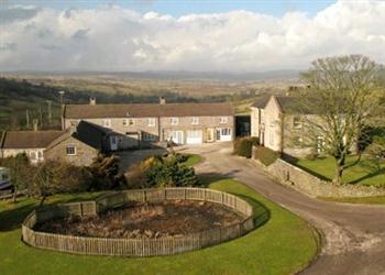 Oak Cottage in Derbyshire