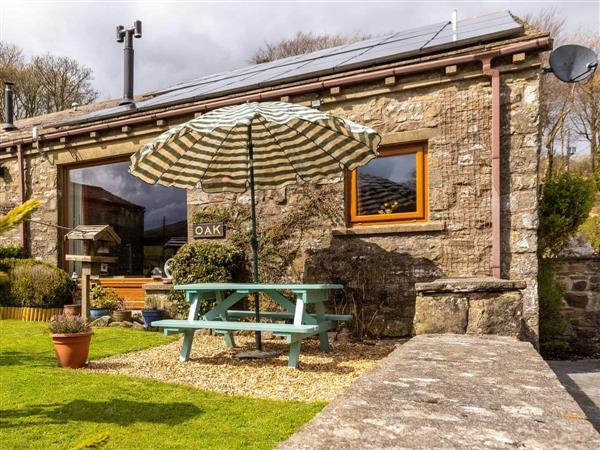 Oak Cottage in North Yorkshire