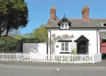 Oak Cottage in Merseyside