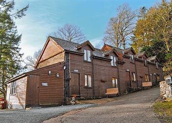 Oak Cottage in Powys