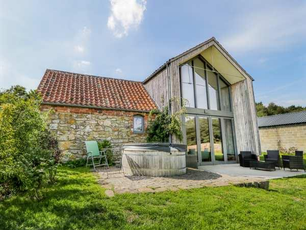 Oak House at Bluebell Glade in Lincolnshire