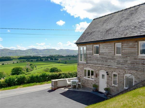 Oak House in Denbighshire