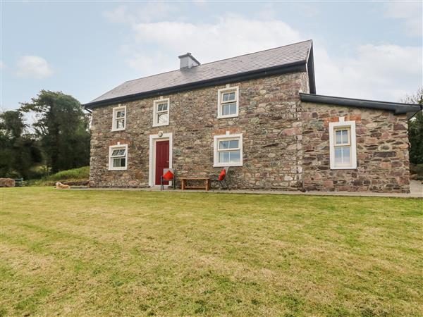 Oak Wood House in Kerry