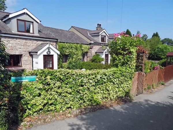 Oakleigh Cottage in Gwynedd