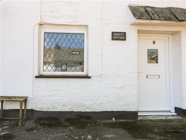 Oakley Cottage, Bodmin