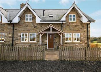 Oakwood Cottage in Northumberland
