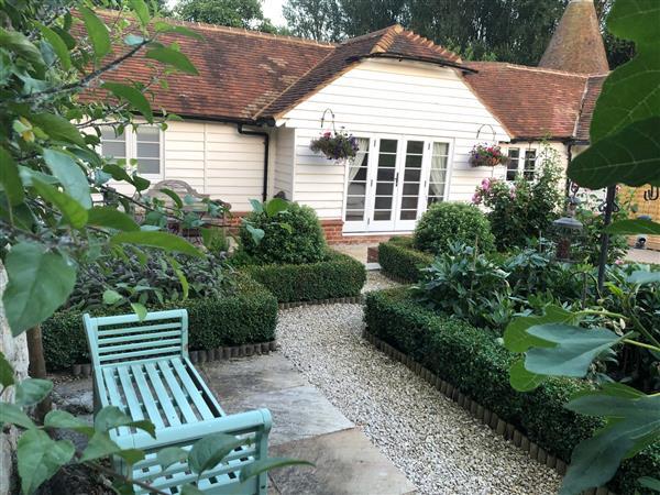 Oast Cottage in Kent