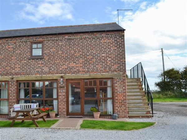 Ocean View Cottages - Gull Newk in North Humberside
