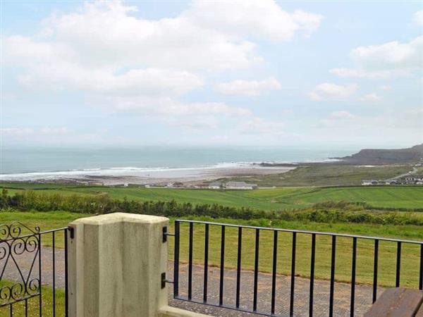 Ocean View in Cornwall