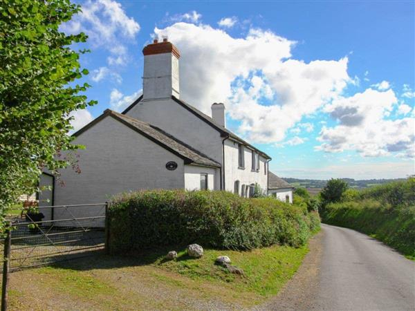 Oddwell Cottage in Somerset
