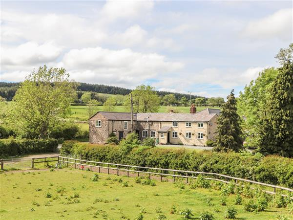 Offas Cottage from Sykes Holiday Cottages