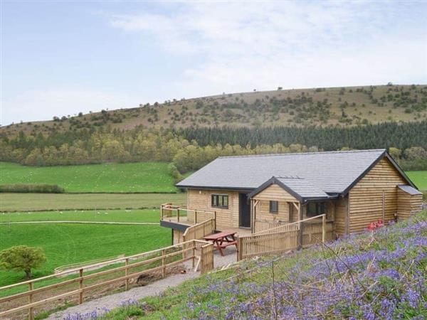 Offas Dyke Lodge in Powys