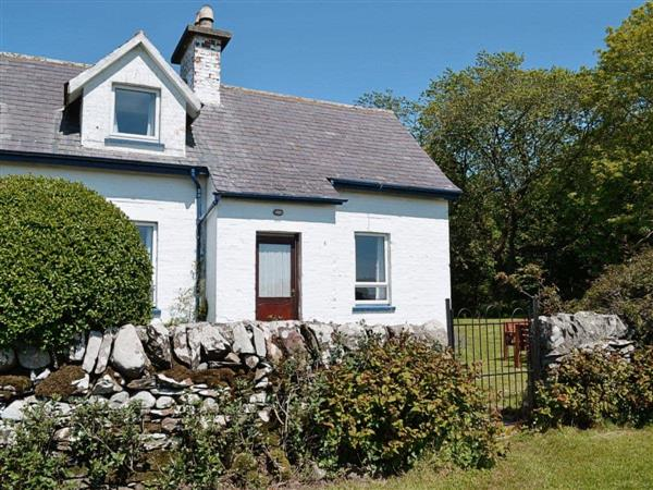 Olafs Cottage in Wigtownshire