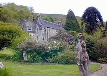 Old Argyll House in Argyll