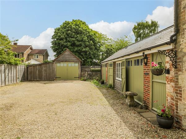 Old Cart Shed in Wiltshire