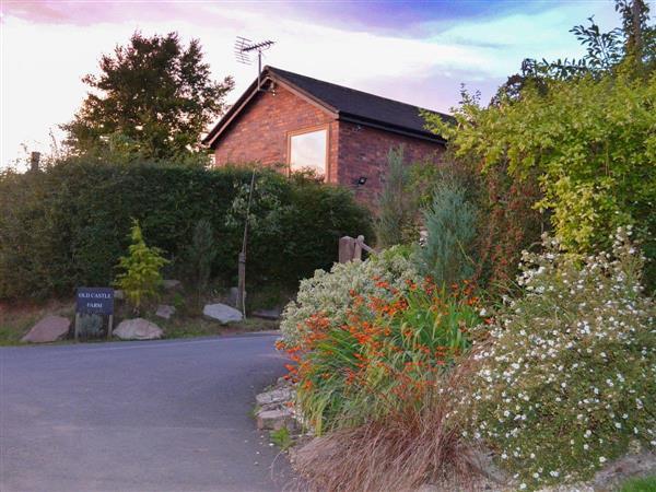 Old Castle Farm - Castle Keep, Shropshire