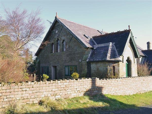 Old Chapel Cottage in Cumbria
