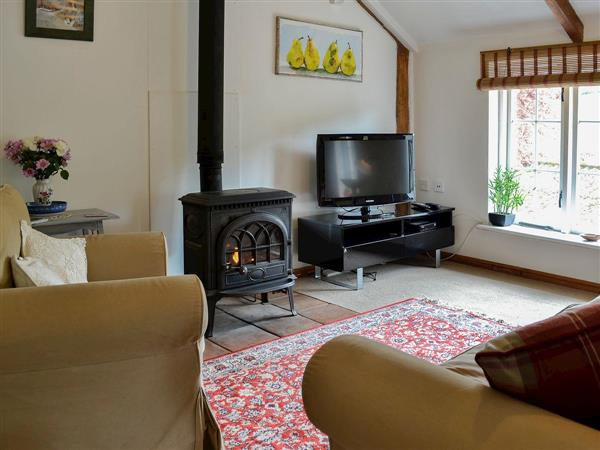 Old Ford House Cottages - Old Ford House Studio Apartment in Devon
