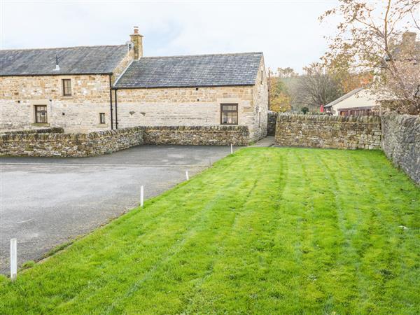 Old Hall Barn in Derbyshire