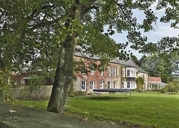 Old Horton Grange in Seaton Burn, Tyne and Wear