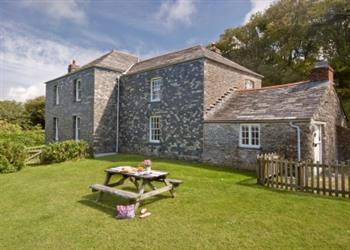 Old House in Cornwall