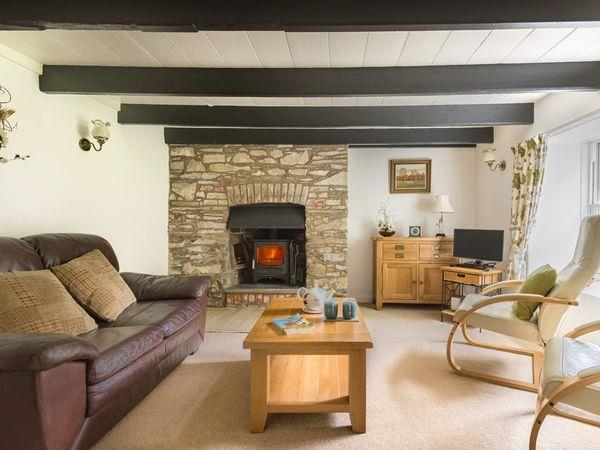 Old Kea Cottage in Cornwall