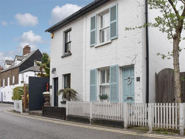 Old Leigh Cottage in Leigh-on-Sea, Essex