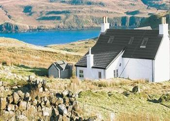 Old Lighthouse Keeper's Cottage in Isle Of Skye