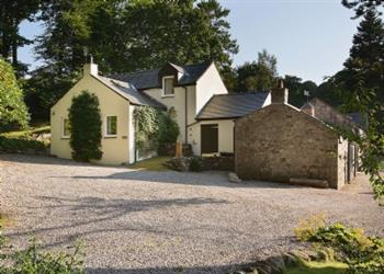 Old Mill Cottage in Kirkcudbrightshire