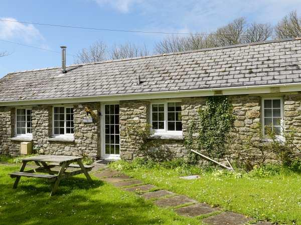 Old Mill Cottage in Cornwall