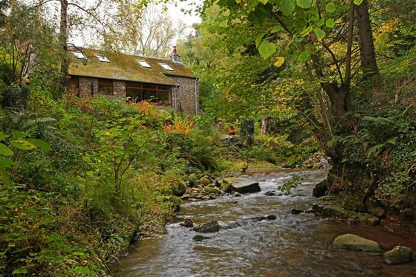 Old Mill Cottage in Talybont-on-Usk, Powys