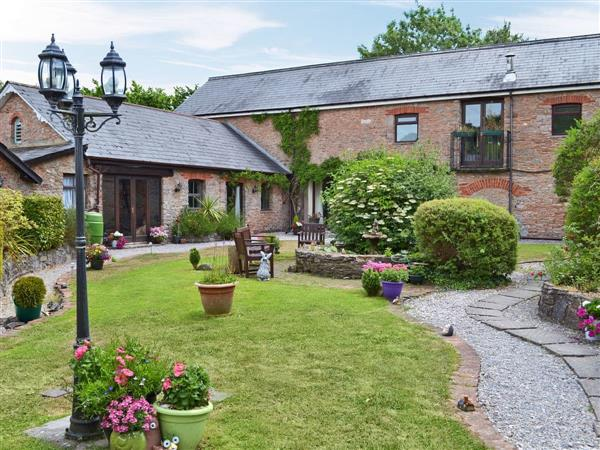 Old Mill Cottages - Mill Cottage  in Devon
