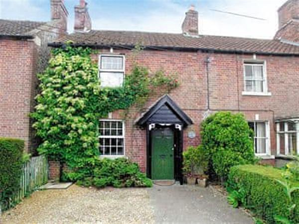 Old Orchard Cottage in Wiltshire