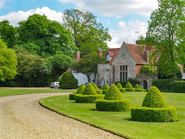 Old Rectory Cottage in Norfolk