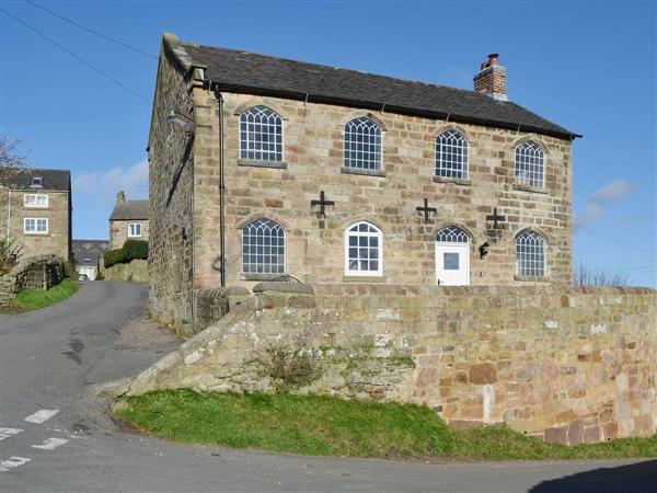 Old School House from Derbyshire Cottages