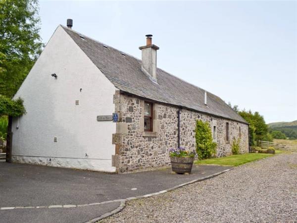 Old Stones Cottage in Clackmannanshire