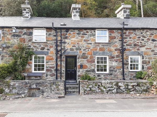 Old Tan Rhiw in Gwynedd