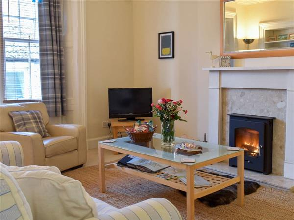 Old Town Apartment in Berwickshire