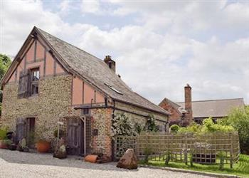 Oldcastle Cottages - Falstaff Cottage in Herefordshire
