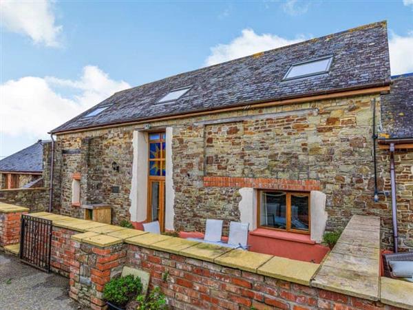 Oldiscleave Farm Cottages - The Threshing Barn, Bideford, Devon