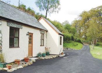 Oran Barn in Clwyd