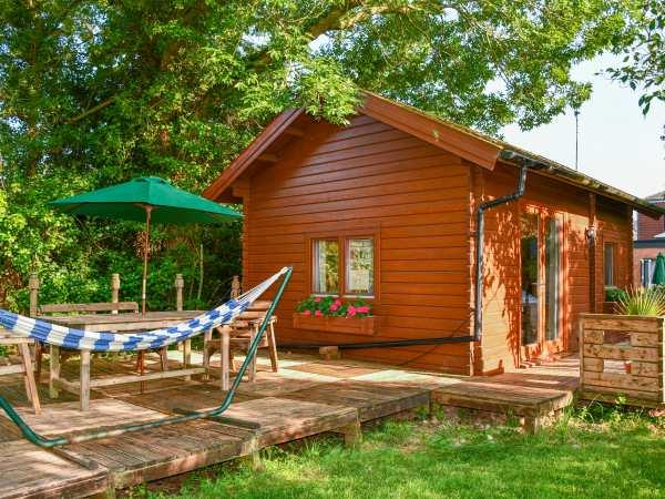 Orchard Cabin in Worcestershire